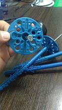 Дюбель зонтики с термоголовкой и с пластиковым гвоздем
