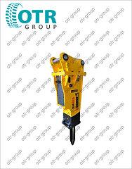 Гидромолот для гусеничного экскаватора Hyundai R 210NLC-7A