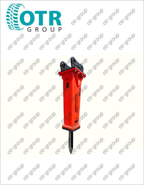 Гидромолот для гусеничного экскаватора Komatsu PC120-5
