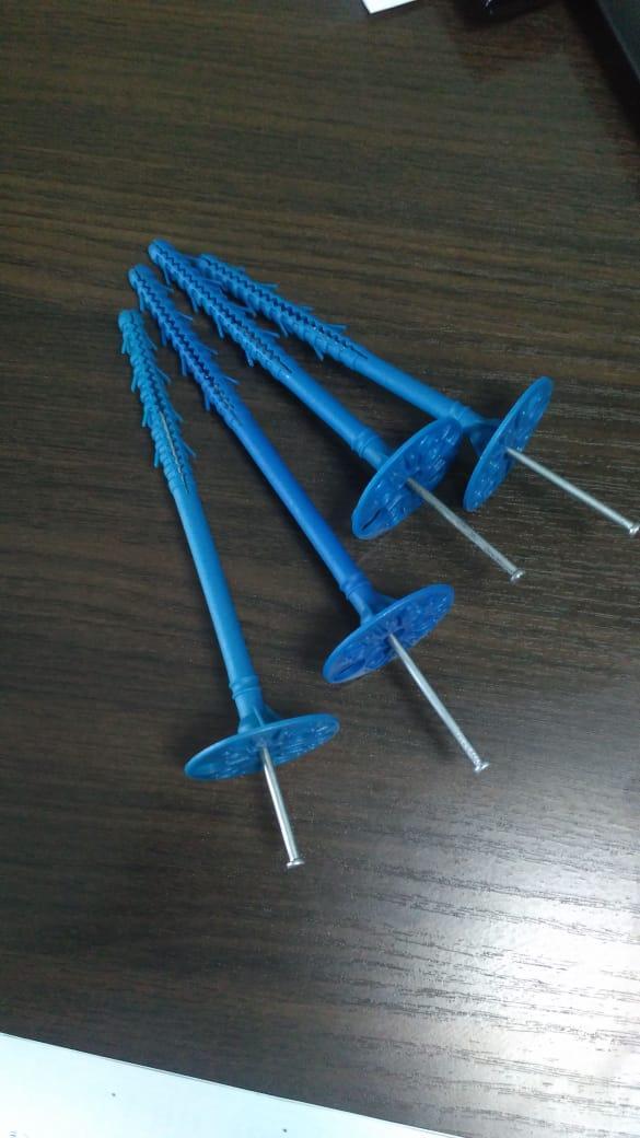 Дюбель распорный (зонтик)