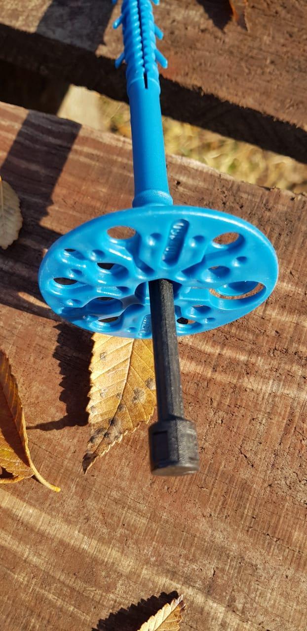 Зонт дюбель для крепежа