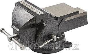 """Тиски STAYER """"STANDARD"""" слесарные с поворотным основанием, 150мм/ 12,5кг, фото 2"""
