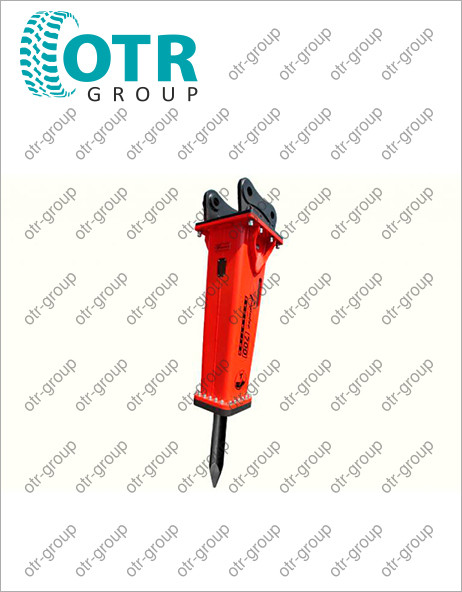 Гидромолот для гусеничного экскаватора LIUGONG 922LCIII