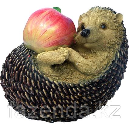 Статуэтка Еж с яблоком Н-19см