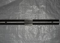 Вал шнекового узла ЭТЦ-1609-32.02.005