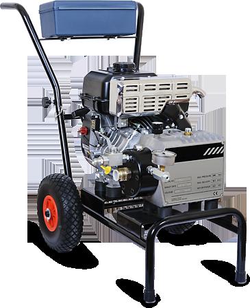 Окрасочный аппарат с бензиновым приводом EVOX-2200PE