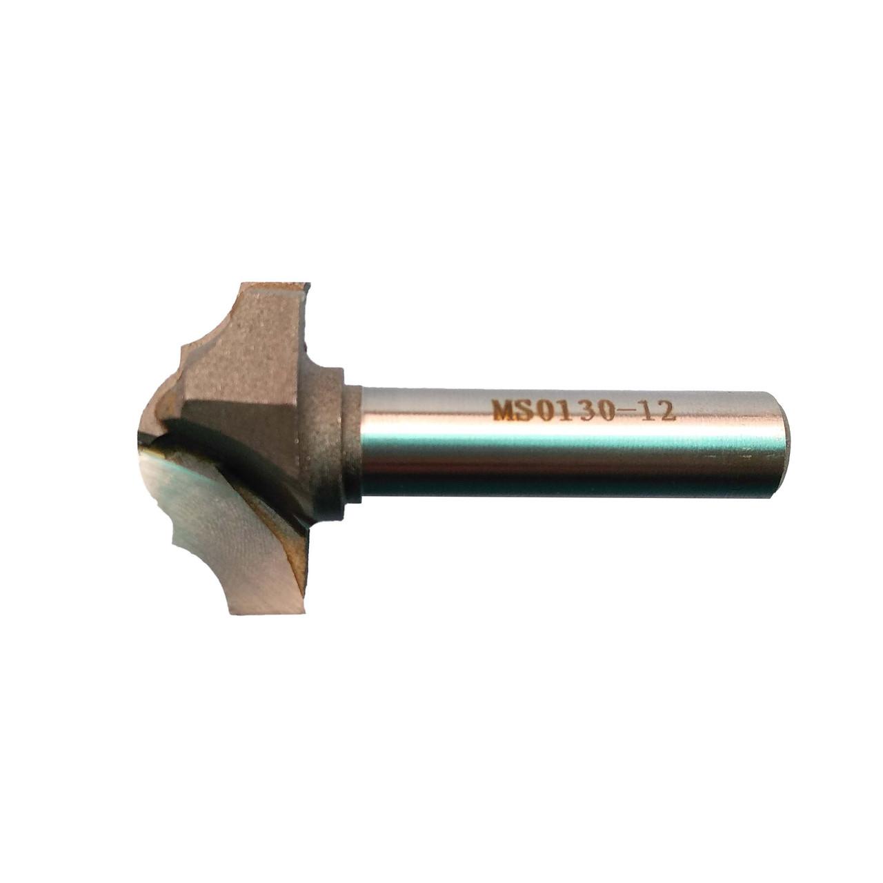Фреза концевая твердый сплав MS 0130-12