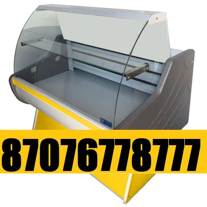"Витринный холодильник Холодильная витрина ""Эконом"" 1,5м 0 +5С"