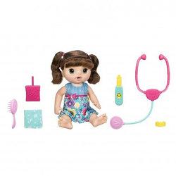 Baby Alive Кукла Малышка у врача Шатенка