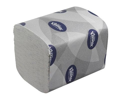 Листовая туалетная бумага в пачках Kleenex Ultra 8408, фото 2