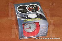 Датчик давления масла KETGAUGE LED7704-3, стрелочный, подсветка, диаметр 52 мм, фото 1