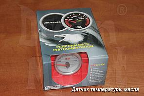 Датчик температуры масла KETGAUGE LED7703-3, стрелочный, подсветка, диаметр 52 мм