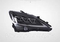 Передняя альтернативная оптика на Lexus IS 2006-12 дизайн LX, фото 1