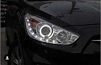 Передние фары Accent Sedan Hatchback 2011-13, фото 1