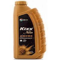 Моторное масло KIXX G1 NEO 0W-30   1литр