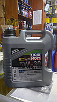 Моторное масло полусинтетическое LIQUI MOLY Special Tec АА 5w30 4л