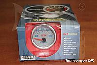 Датчик температуры охлаждающей жидкости KETGAUGE LED7702-3, стрелочный, подсветка, диаметр 52 мм, фото 1