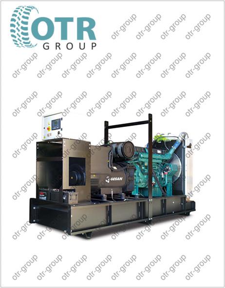 Запчасти на дизельный генератор Gesan DVA 220E