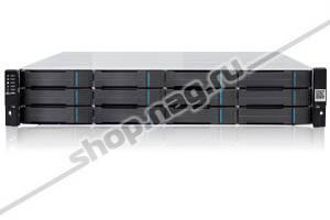 Бандл система хранения данных Infortrend DS1012R+хост-платы 10G (до 12xHDD, SAS6G внеш. порт, 2x2GB, 4x10G+8x1