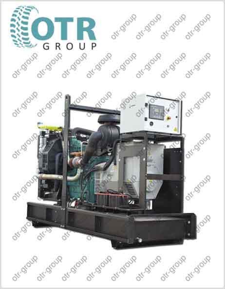 Запчасти на дизельный генератор Gesan DVA 275E