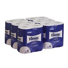 Туалетная бумага в стандартных рулонах Kleenex Premium Extra Comfort 8484, фото 3