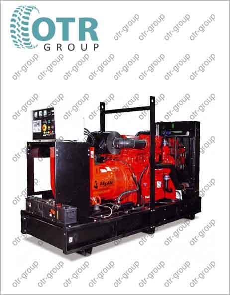 Запчасти на дизельный генератор Gesan DPA 275E