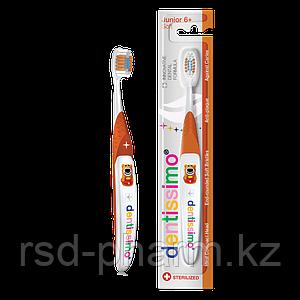Зубная щетка Dentissimo для детей 6+ лет