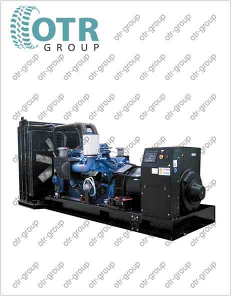 Запчасти на дизельный генератор Gesan DTA 275 E