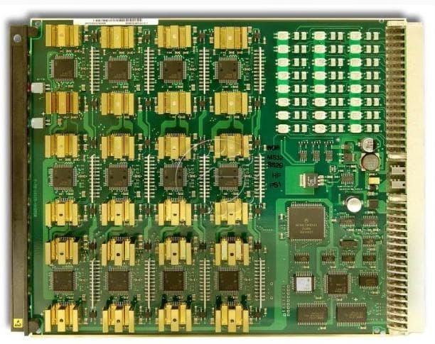 SLMA24 Модуль 24 аналоговых абонентов для HiPath 3800/X8 L30251-U600-A91