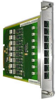 SLU8R Цифровой абонентский модуль 8 UP0/E для X3R/X5R HiPath 3300/3500 L30251-C600-A151