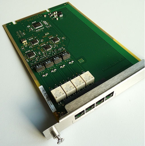 Модуль SLAV4 (4 a/b) for OSBiz X3W/X5W L30251-U600-A905