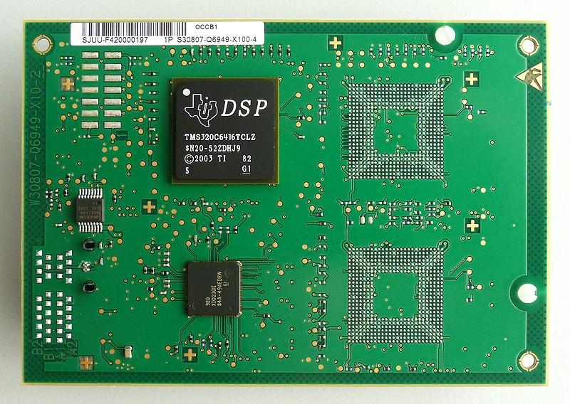 Unify Booster Card OCCB1 (1 DSP) L30251-U600-A903