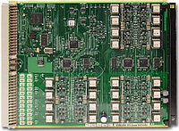 HiPath 4000 SLMOP Модуль 24 интерфейса UP0/E, улучшенный