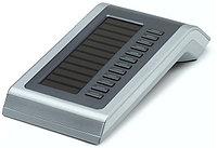 OpenStage Приставка key module 80 silver blue