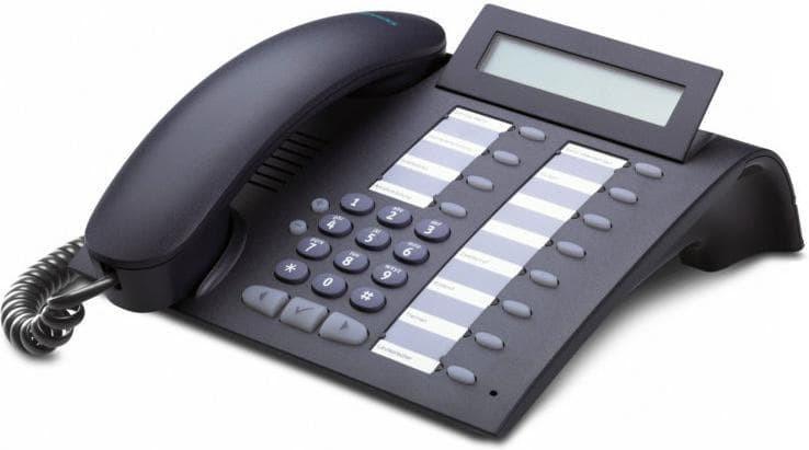 Телефон OptiPoint 410 IP standard mangan L30250-F600-A185