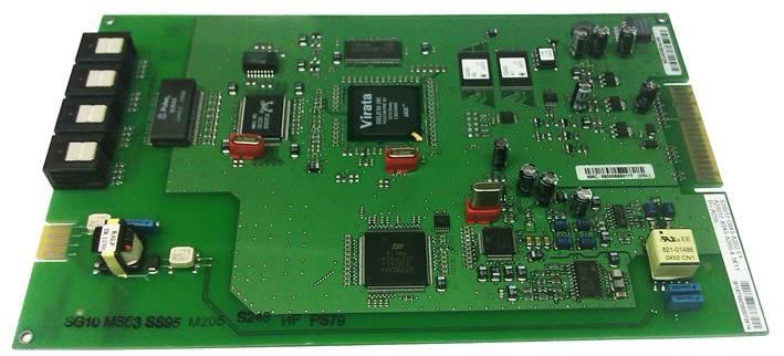 HiPath 1150/1190 ADSLExpansion Плата ADSL модема