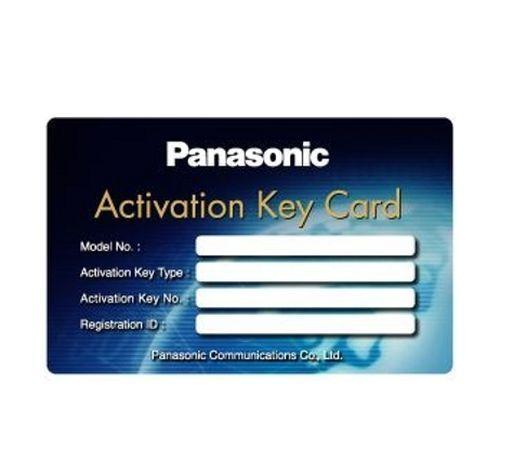 KX-NSU299W Ключ активации