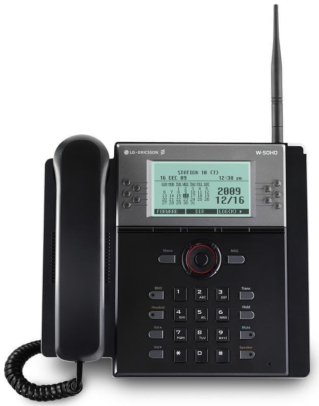 Цифровая телефонная DECT-станция Wireless SOHO LWS-BS