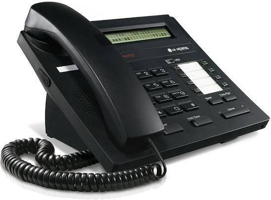 Цифровой системный телефон ARIA SOHO LDP-7208D