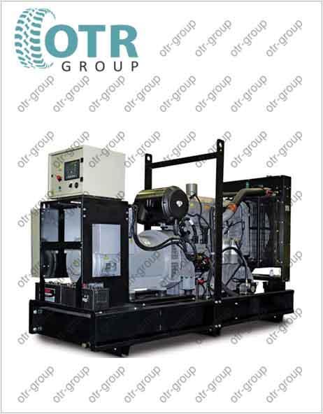 Запчасти на дизельный генератор Gesan DNA 310 E