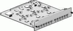 Плата 12-ти городских линий для мини-АТС iPECS MG
