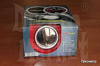 Тахометр KETGAUGE LED7705-3, стрелочный, подсветка, диаметр 52 мм, фото 1
