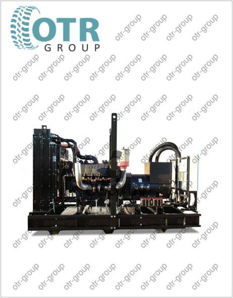 Запчасти на дизельный генератор Gesan DTA 400 E
