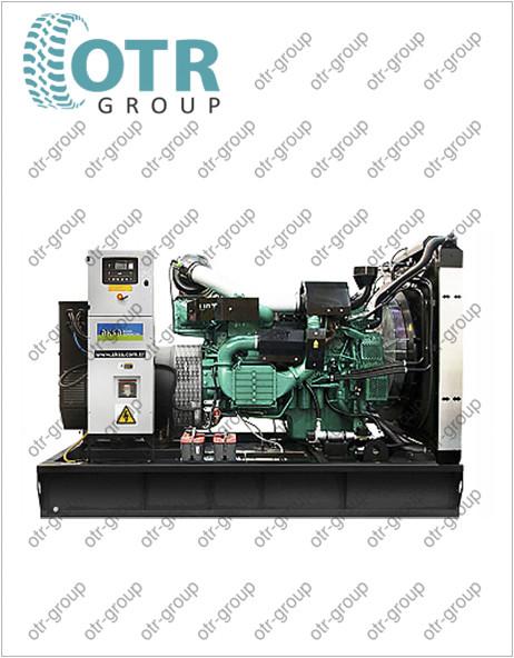 Запчасти на дизельный генератор Gesan DPA 400E