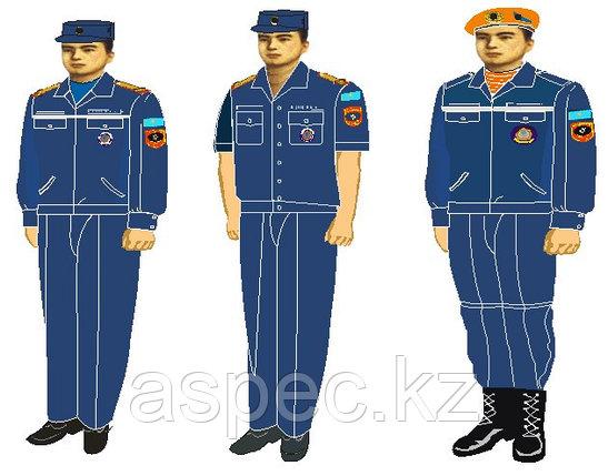Пошив форма для сотрудников ЧС , фото 2