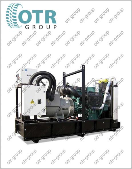 Запчасти на дизельный генератор Gesan DVA 410E