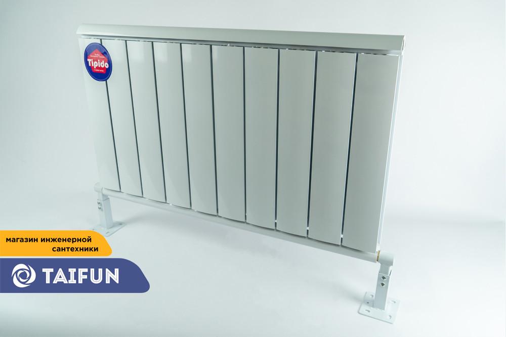 Алюминиевый радиатор TIPIDO 300/80 (Казахстан) - фото 3