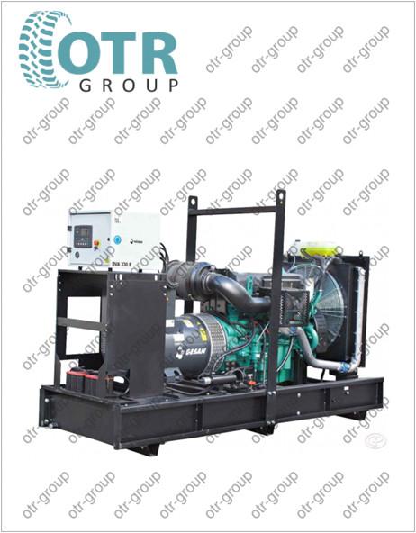 Запчасти на дизельный генератор Gesan DTA 440 E