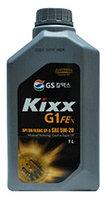 Масло моторное Kixx G1 Fex SN Cинтетичекое 5W-20  1литр
