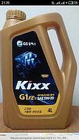 Масло моторное Kixx G1 Fex SN Cинтетичекое 5W-20  4литрa, фото 1